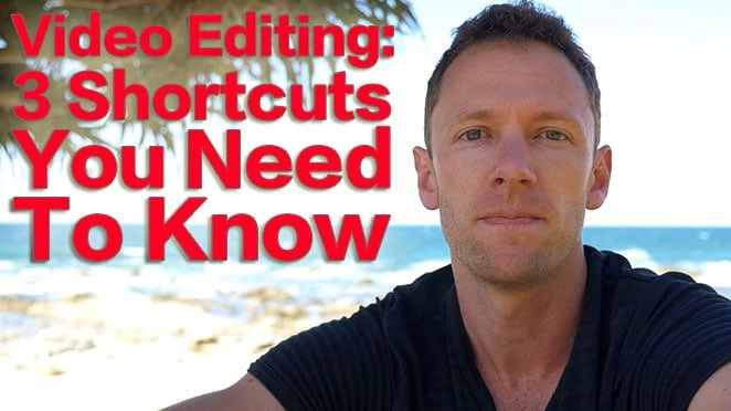 How To Edit Faster: 3 Easy Shortcuts To Play, Rewind And Stop That Will Save You Time - Photo caption
