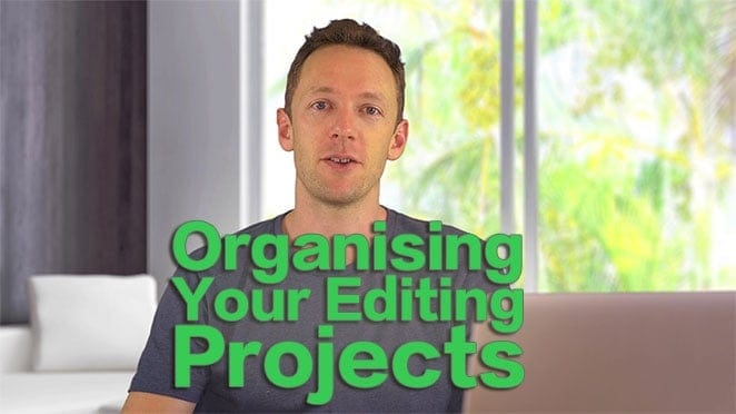 How To Organize Video Project Files: Simple Folder Structure To Save Time and Avoid Headaches - Video production