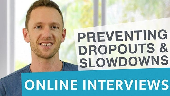 Online Interviews: Avoiding Dropouts and Slowdowns - Public Relations