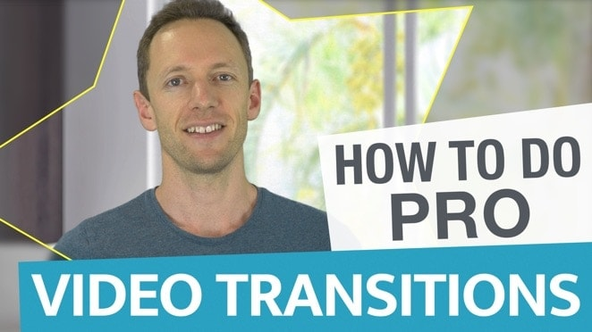 Video Transitions: What you NEED to know when editing! - Public Relations