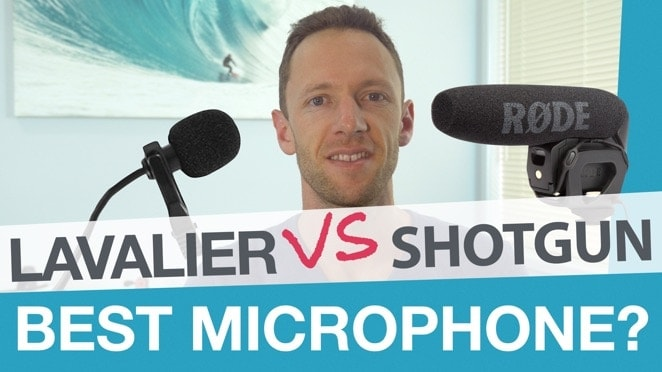 Shotgun or Lavalier Microphone: The Best Microphone for Videos? - Microphone