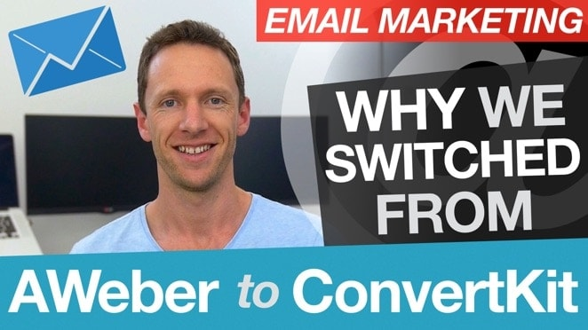 Convertkit vs AWeber: Best Email Marketing Service? (and why we switched) - Public Relations
