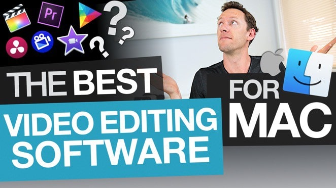 Best Video Editing Software for Mac (on every budget!) - Logo