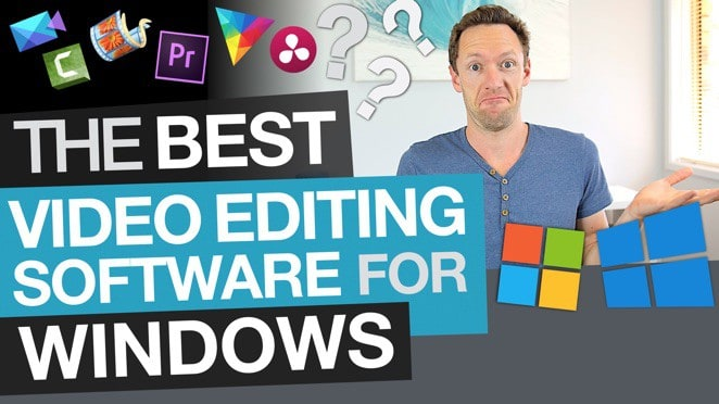 Best Video Editing Software for Windows (on every budget!) - Karachi