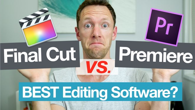 Final Cut Pro vs Adobe Premiere: Best Video Editor? - Video editing software