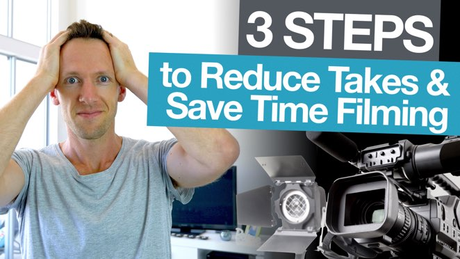 Video Presentation Tips: 3 Steps to Reduce Takes and Save Time - Hyperlapse