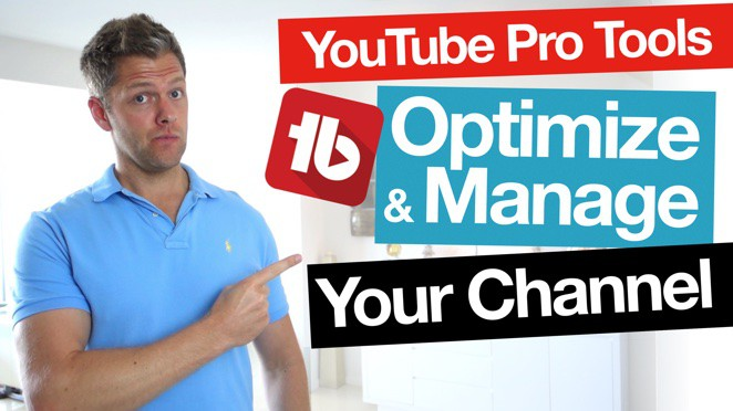 YouTube Pro Tools: Optimize and Manage YouTube Channels with TubeBuddy - T-shirt