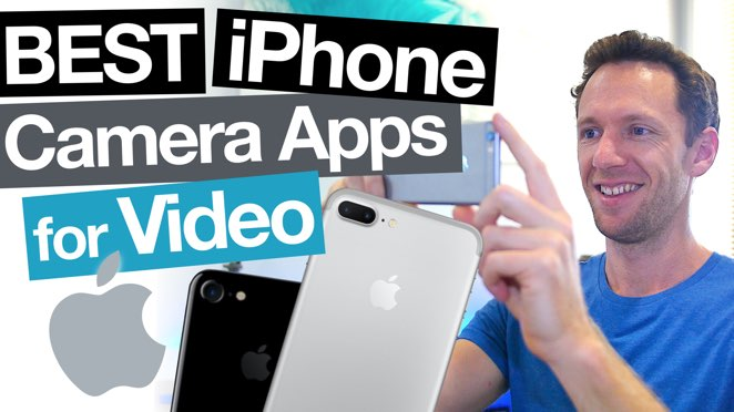 Best iPhone Camera Apps for Video! - iPhone
