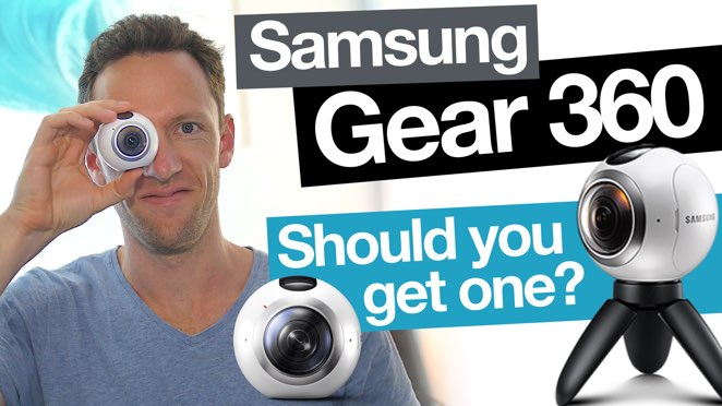 Samsung Gear 360 Camera Review: Should you get one? - Webcam