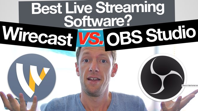Open Broadcaster Software and Wirecast Comparison: Best Live Streaming Software? - Chroma key