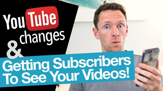 How to Get Subscribers to See Your Videos (despite YouTube Algorithm changes) - RM