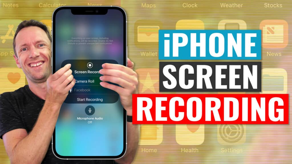 Best Screen Recorder for iPhone (& HOW to Record iPhone Screen!)