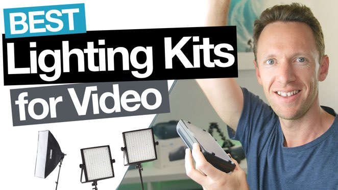 Best Video Lighting for YouTube (on all Budgets!) - YouTube
