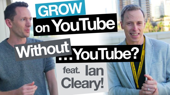 How to Drive Traffic on YouTube and Grow Your Channel! Feat. Ian Cleary - Public Relations
