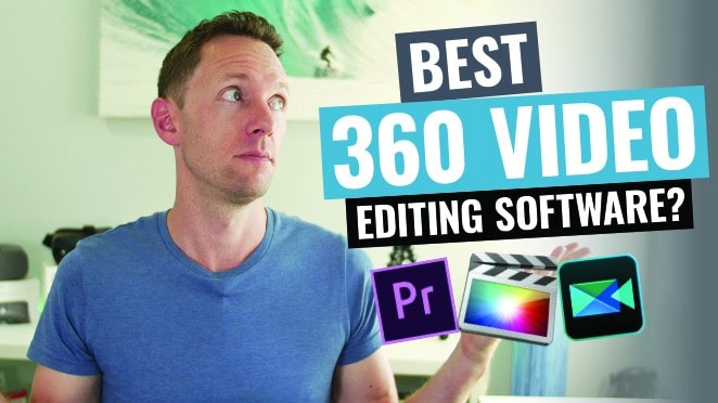 Best 360 Video Editing Software for Mac and PC - Final Cut Pro