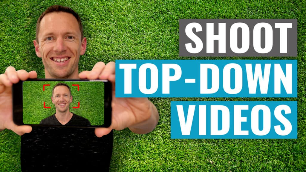 Overhead Video Tutorial How to Shoot Top Down Video [UPDATED!]