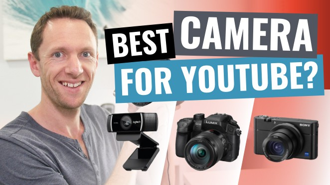 Best Camera for YouTube Videos? DSLR vs Camcorder vs Point and Shoot vs Webcam! - Mirrorless interchangeable-lens camera