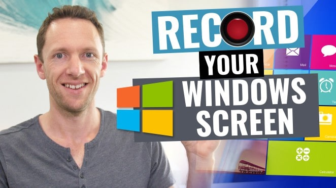 How to Record Your Screen on Windows! (Screen Capture Windows Tutorial) - Recording