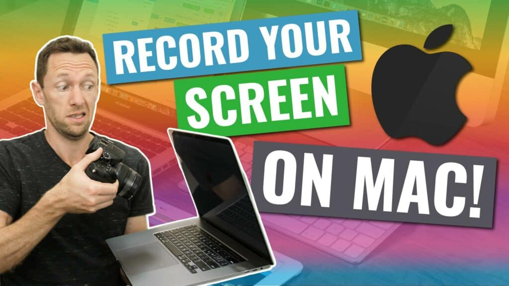 How to Screen Record on Mac