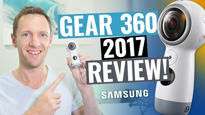 Samsung Gear 360 Camera Review (2017!): Best 360 Camera? - Samsung Gear 360