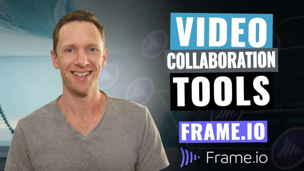 Video Collaboration Tools: Frame.io Review! - T-shirt
