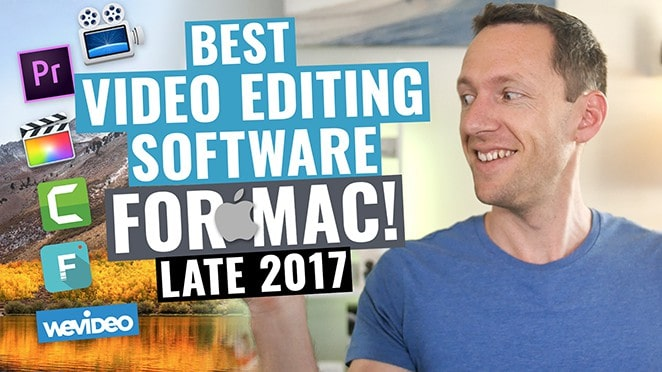 Best Video Editing Software for Mac: Late 2017 Review! - T-shirt
