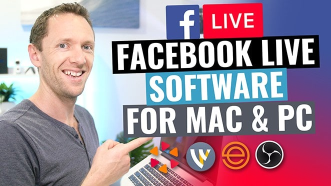 Best Facebook Live Stream Software for Mac and PC? Late ...