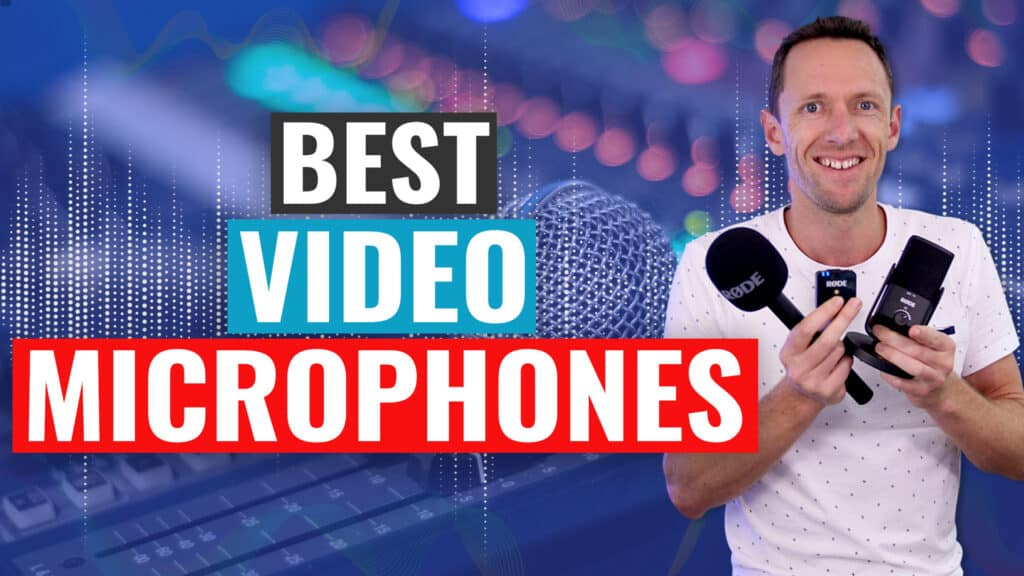 Best Microphone for Videos (BEST VALUE Video Mics!)