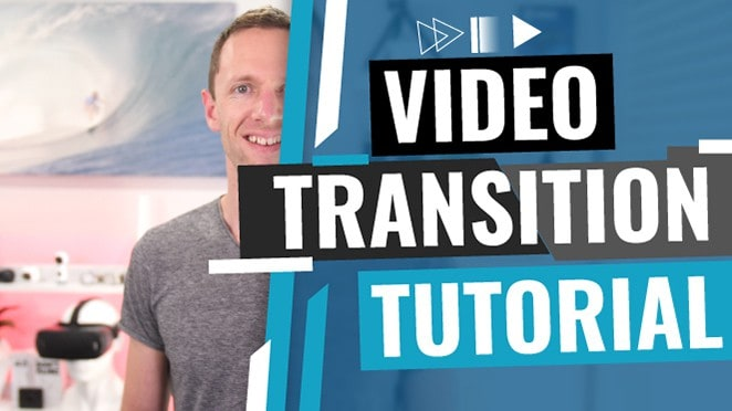 Easy Video Transition Effects (Tutorial!)