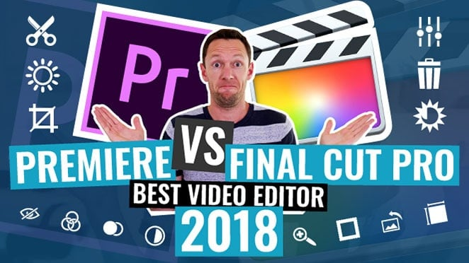 Premiere vs Final Cut Pro