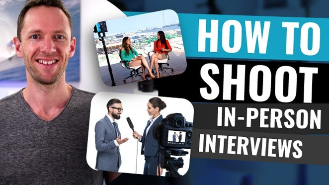 How to shoot an interview