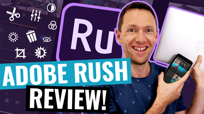 Adobe Rush Review