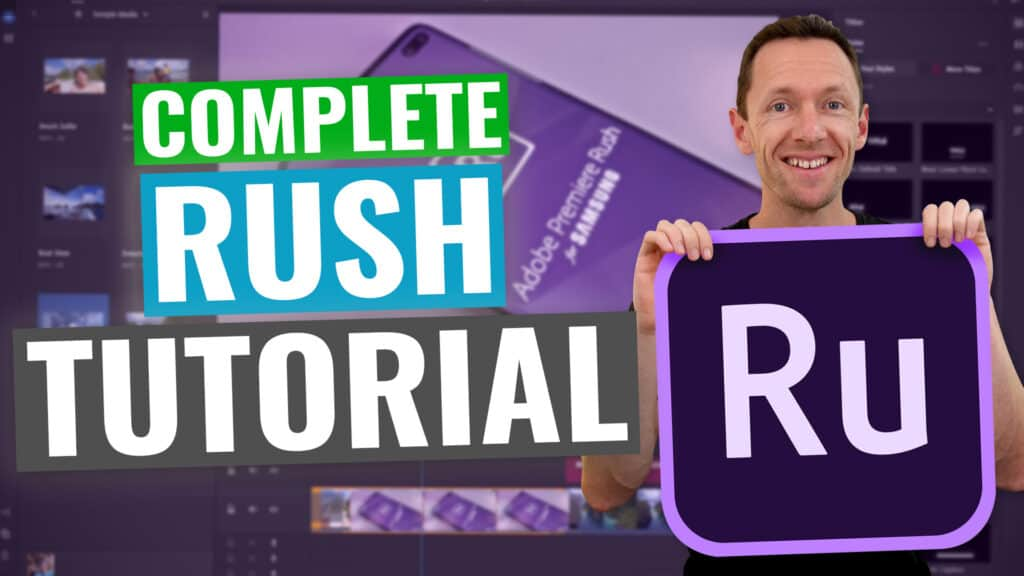Adobe Rush Tutorial