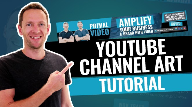 How to make a YouTube banner