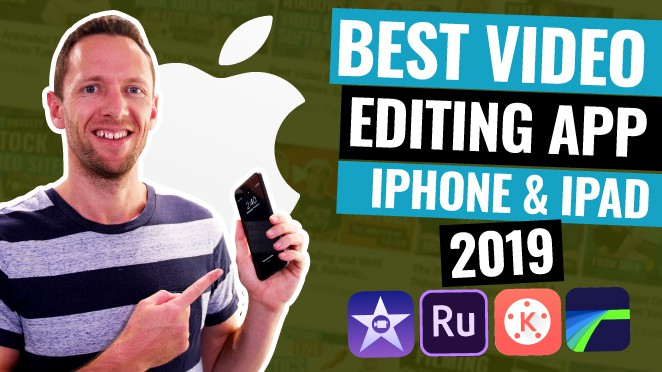 Best video editing app for iphone
