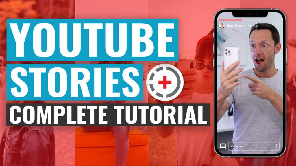 YouTube Stories Complete Tutorial