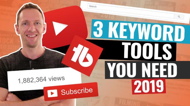 YouTube keyword tools