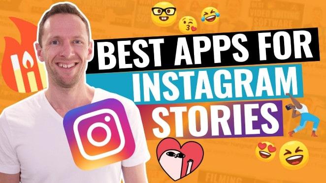 Instagram Stories Apps