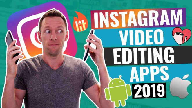 Instagram Video Editing Apps 2019