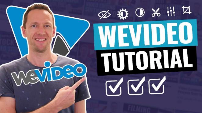 WeVideo Tutorial (Complete Online Video Editing Walkthrough!)