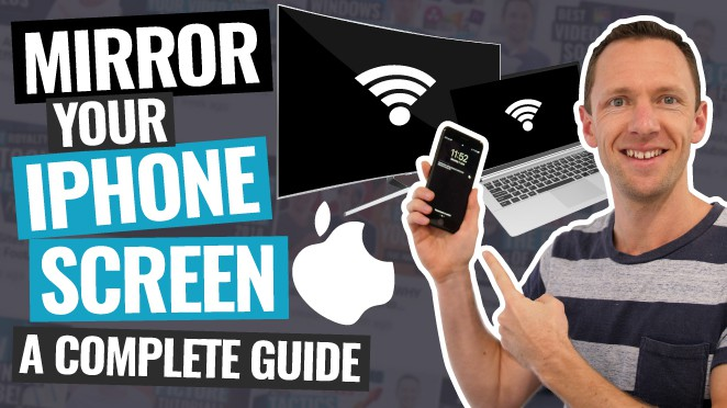 iPhone Screen Mirroring - The Complete Guide!