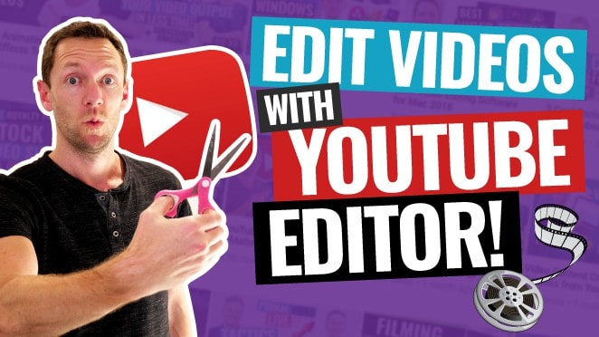 How to Edit Videos with the YouTube Video Editor!