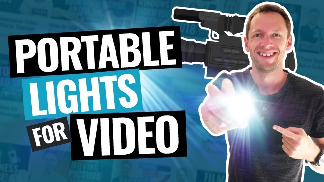 Video Lighting | Best Portable Lights under $70!