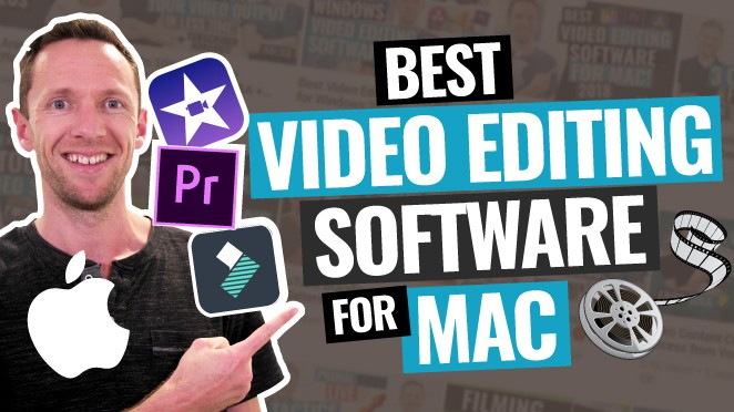 Best Video Editing Software for Mac - 2019!