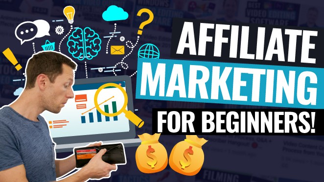 How to START Affiliate Marketing for Beginners!