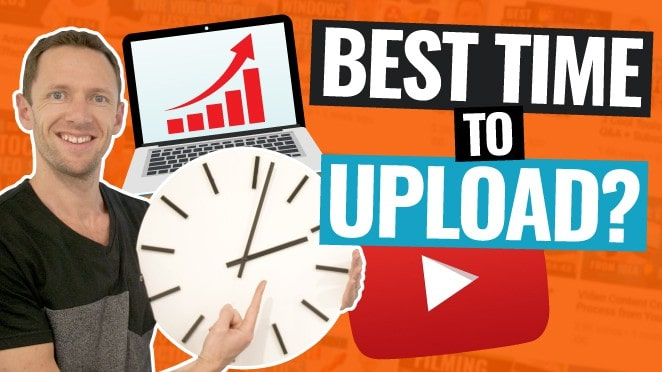 best time to upload youtube videos