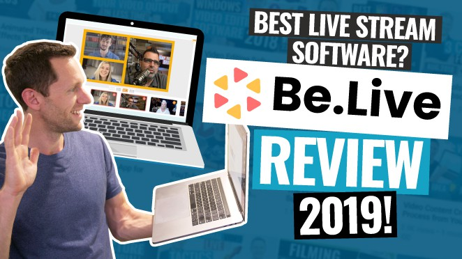 BeLive.TV Review 2019: Best Live Stream Software?
