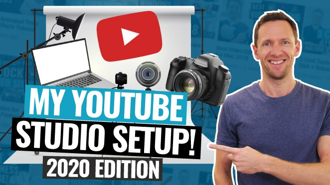 youtube studio 2020