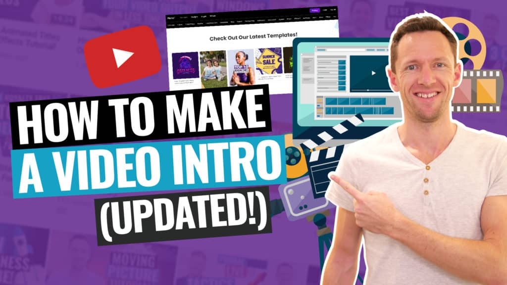 how to make a video intro for youtube