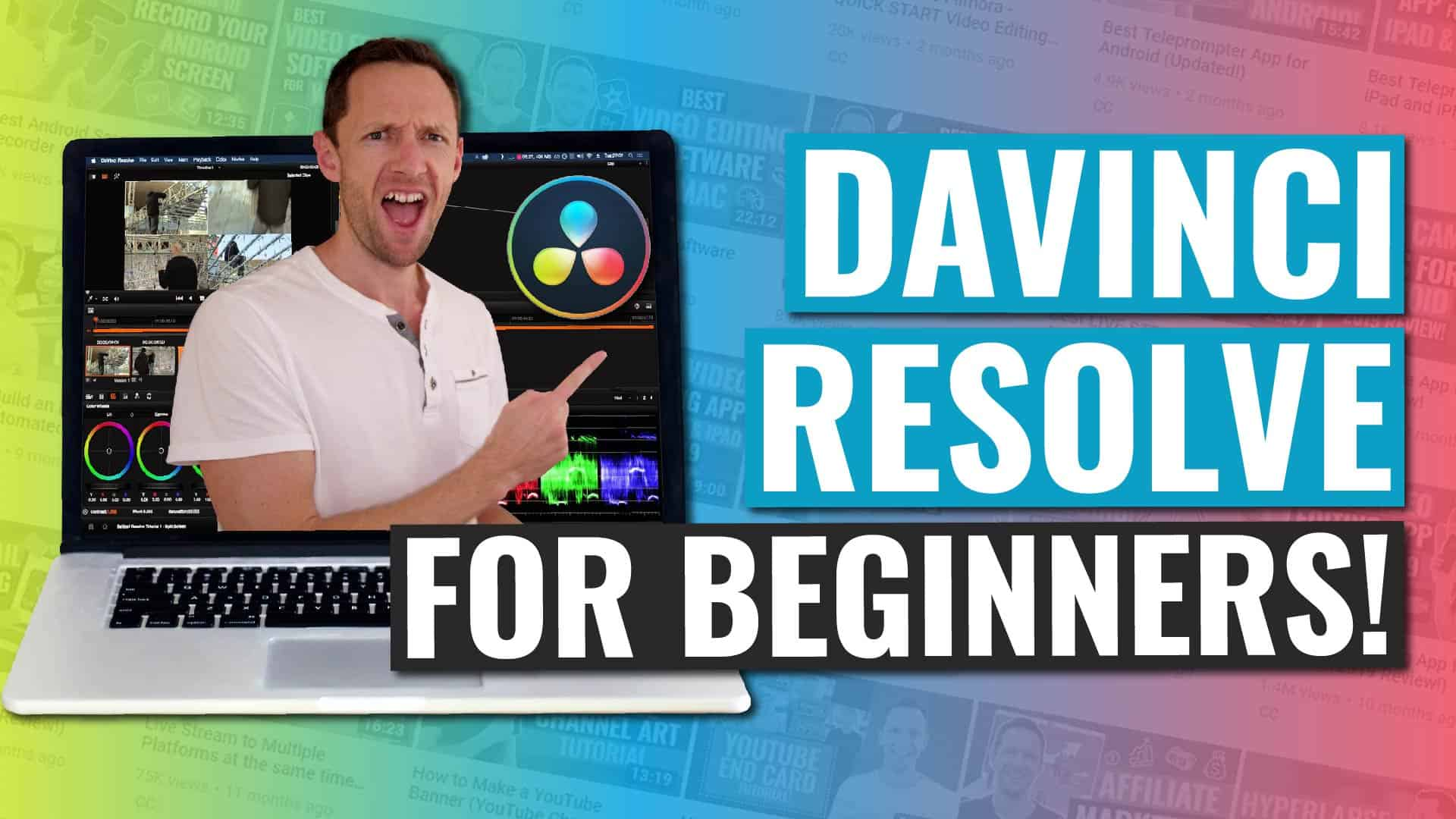 Download Davinci Resolve 15 Mac